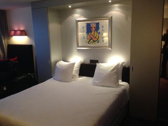 "WestCord Art Hotel Amsterdam: ""suite""….."