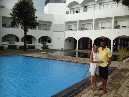 Trinco Blu by Cinnamon: Pool Area