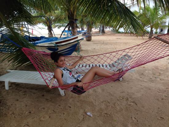 Trinco Blu by Cinnamon: Beach area