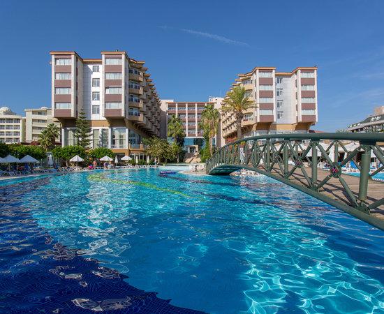 Hotel Kumkoy Beach Side Turkei