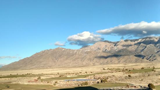 Sandia Casino & Resort: View from our 5th floor room