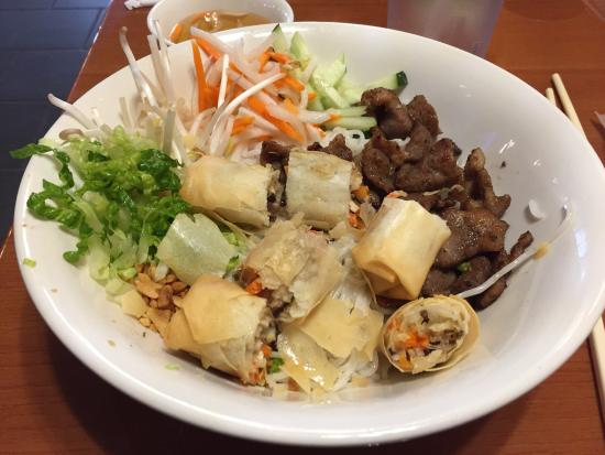 Pho Kimchi With Beef Review Of Pho Tasty Indianapolis In Tripadvisor