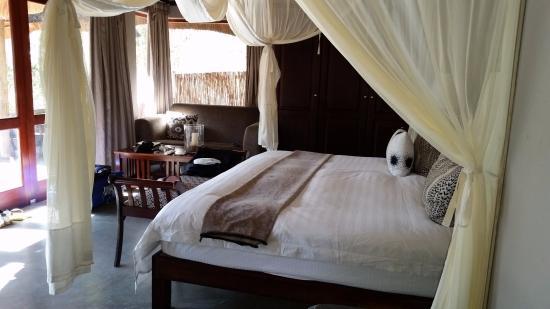Imbali Safari Lodge: Camera
