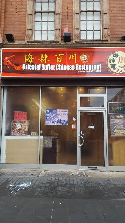 Oriental Chinese