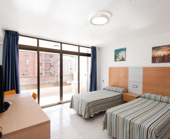 Apartamentos Levante Beach (Benidorm, Spain) - Apartment ...
