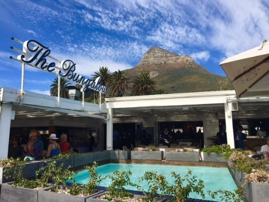 Clifton, Sudáfrica: Perfect day at The Bungalow!