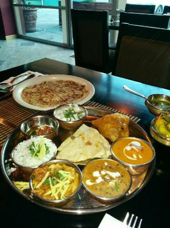 Awesome food we came all the from san diego to try this for All about indian cuisine