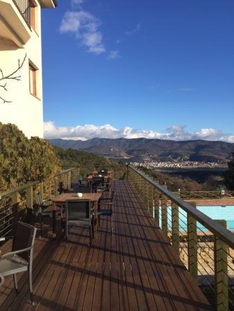 Peramola, Spania: vistas para dejarse llevar en pensamientos