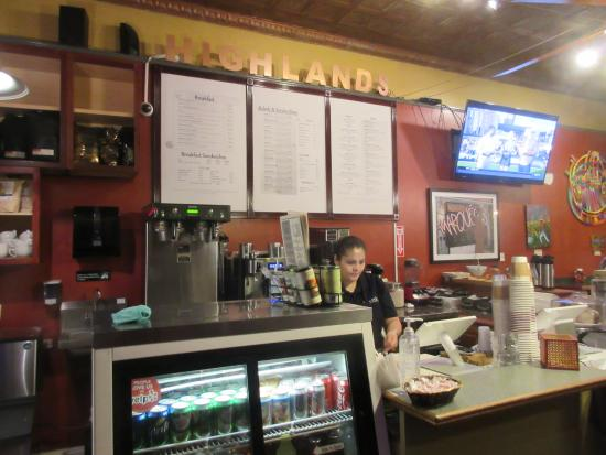 Highlands Cafe Grill Washington Dc Menu Prices Restaurant Reviews Tripadvisor