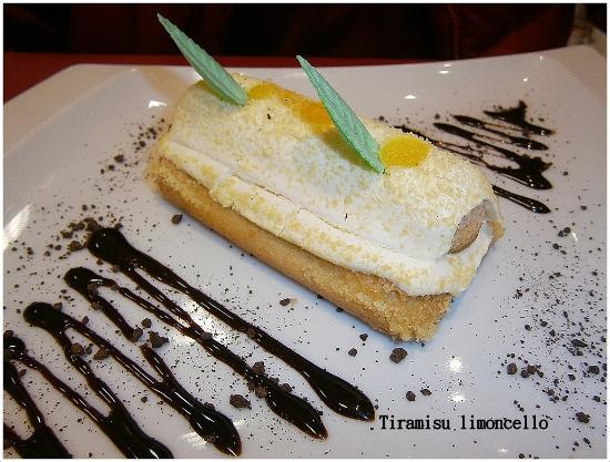 Eupen, Belgien: Dessert
