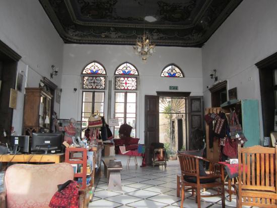The Fauzi Azar Inn: Main Lobby
