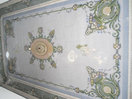 The Fauzi Azar Inn: Ceiling Mural
