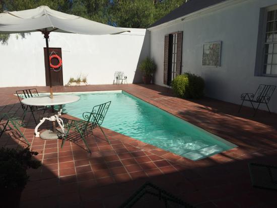 Lord Milner Hotel Pool Room Private