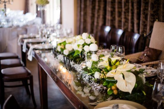 Scott's Manor Guesthouse and Conference Centre : Weddings