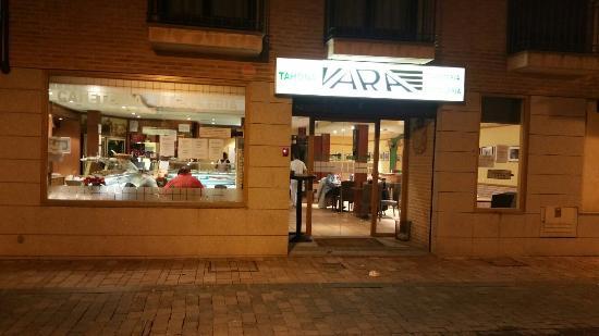 Cafeteria-Pasteleria Vara