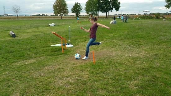 Footbalgolf Soccerpark Ortenau
