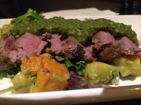 Ферни, Канада: Scrumptious Steak Salad