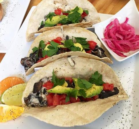 Guatemala Department, Γουατεμάλα: Delicious Portobello Tacos