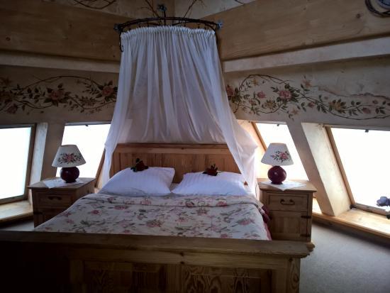 Limba Apart House: sypialnia
