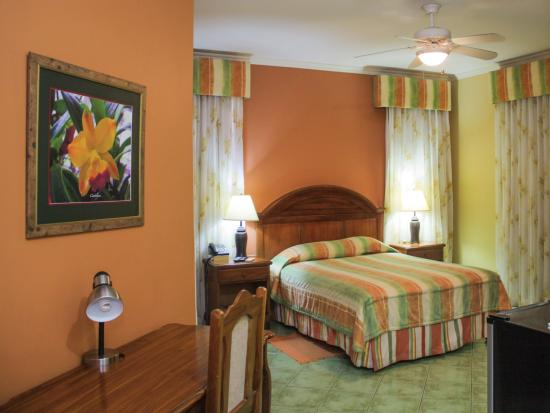 St. Ann's, Trinidad: Standard Queen bedroom