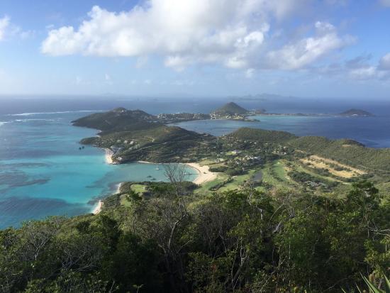 Canouan Estate Villas & Residences: view of island
