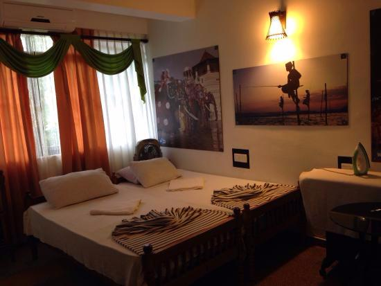 Puttalam, Sri Lanka: luxury rooms