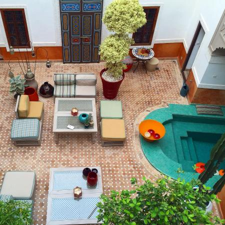 Riad Al-Bushra: Inside the Riad