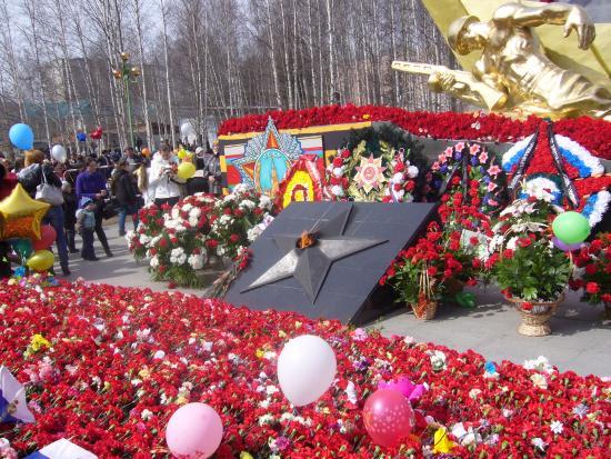 Памятник воинам-землякам, погибшим в Великой Отечественной войне