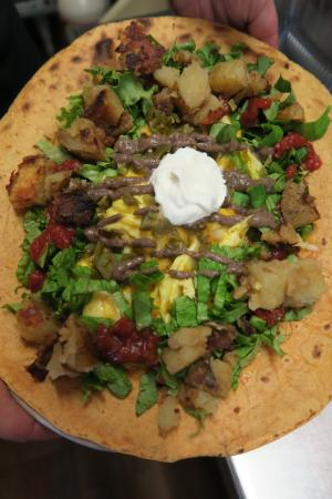 Yesterday's Restaurant: Huevos Rancheros