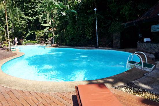 Kuraburi Greenview Resort : pool