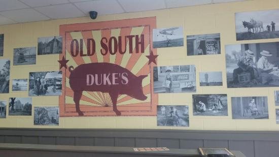 Duke's Old South BBQ: 20160109_144746_large.jpg