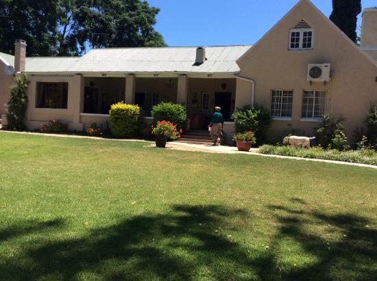 Sunland, Sudáfrica: The house