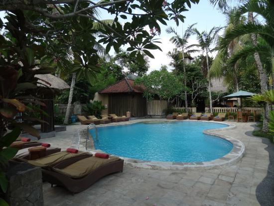 la piscine picture of saren indah hotel ubud tripadvisor. Black Bedroom Furniture Sets. Home Design Ideas