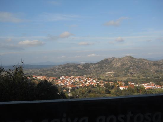 Monsanto, Portugal: Vista para o VALE