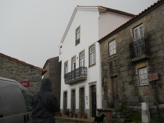 Monsanto, Portugal: .. antiga localização da adega