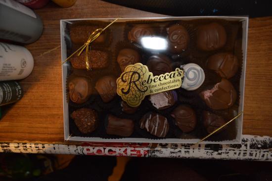 Rebecca's Chocolates