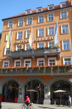 Hotel Torbraeu : Hotel Torbrau