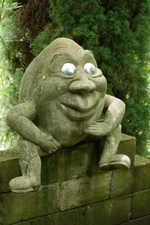 Te Puke, Selandia Baru: Hunpty Dumpty