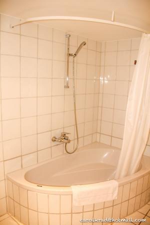 Sachseln, Suiza: Bañera - Baño Habitación