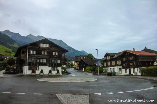 Sachseln, Suiza: Casita anexa al hotel Kreuz