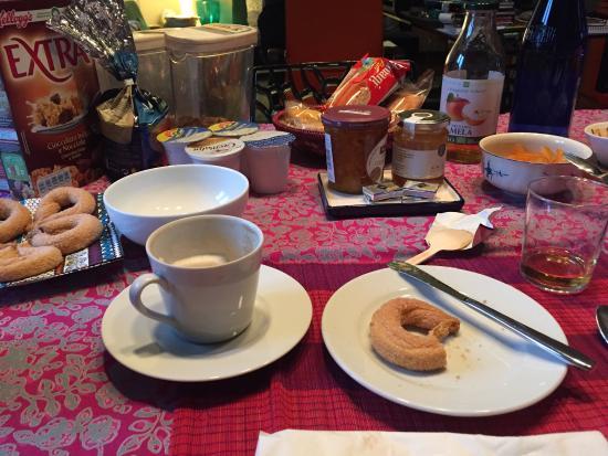 Al Valentino B&B : I love the home made caffee!!!