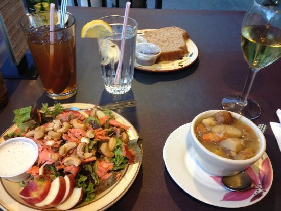 Emma's Food for Life: Farm fresh dinner