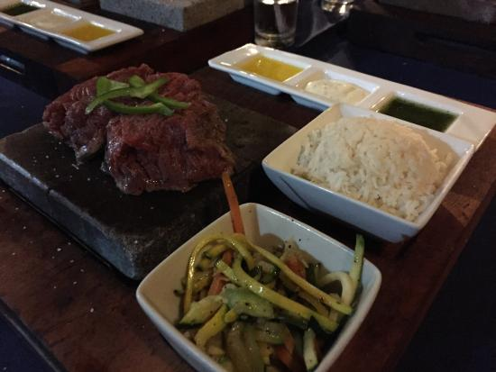 Love on the Rocks: Steak