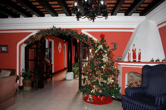 Hotel Posada San Pedro: Entrance to hotel