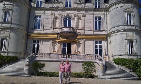 Veigne, Франция: Bon chateaux