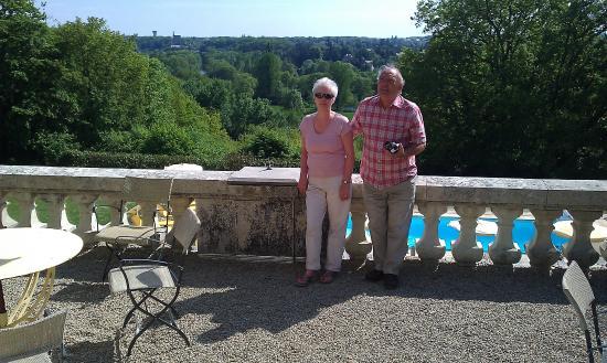 Veigne, Франция: Nice views.