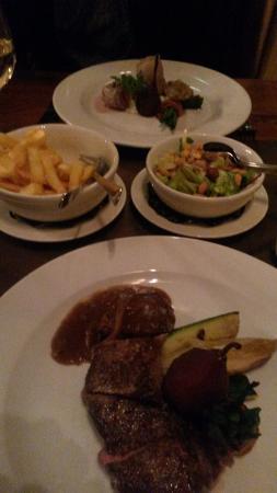 Appingedam, Holandia: Our main course