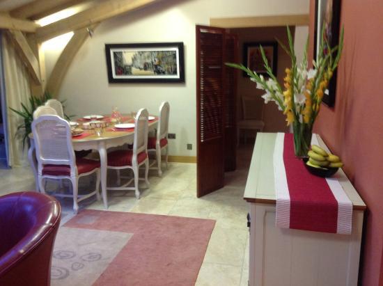 Boat of Garten, UK: Dinning