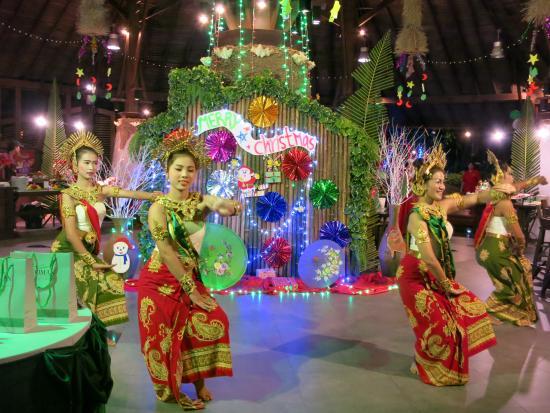 Panviman Resort - Koh Pha Ngan: Heilig Abend