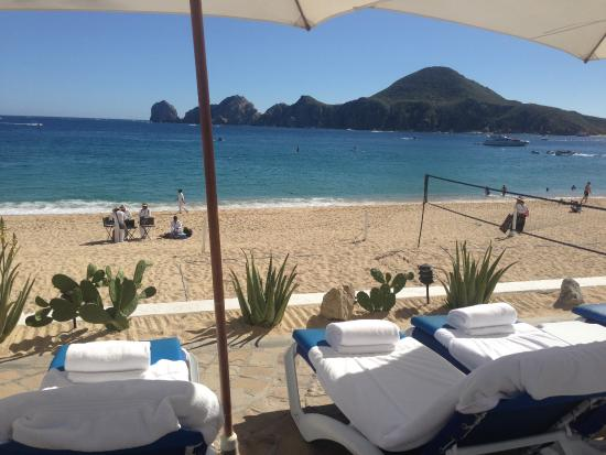 "Pueblo Bonito Los Cabos: These are reserved for the ""Elite"" members of another resort."